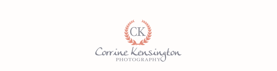 Corrine Kensington Photography: Charlottesville Wedding Photographer logo