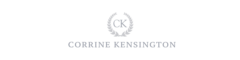 Corrine Kensington Photography: Charlottesville VA and Washington DC Wedding Photographer logo